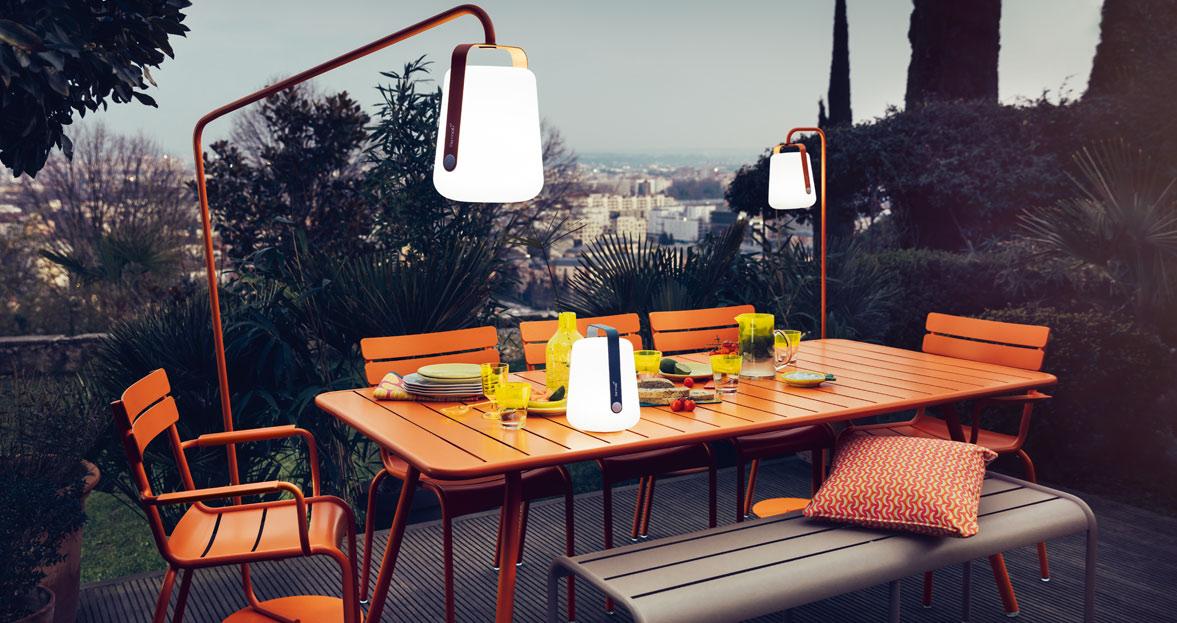 mobilier de jardin polydecor. Black Bedroom Furniture Sets. Home Design Ideas